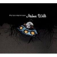 PETER HEPPNER - MEINE WELT (2-TRACK)  CD SINGLE NEU