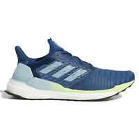 ADIDAS SOLAR BOOST Mens Running Shoes Athletic Sneakers - Dark Blue - Size 9