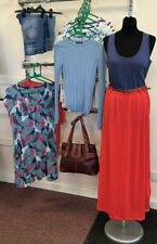 Womens Size 12 Bundle Clothes Capsule Casual Wear Includes Clothing And Handbag