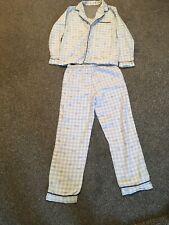 MARKS & SPENCERS  2 Part Set Pyjamas & Top Age 9/10