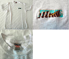 TITANIC 1997 Movie Visual Effects Crew T Shirt New XXLARGE Size RARE