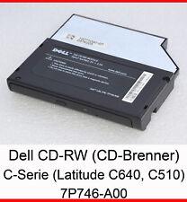 Dell Cd-Rw Latitude C500 C600 C610 C510 C540 C640 CP Cpt Cpx Cs 49mde-a01 D13 Mm