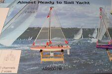 ZC021 EQUIPAGE bateau RC voilier ARS6001W OCEANIS 60 Sail Yatch L 62cm h 117cm