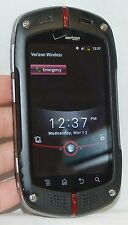 Casio C771 Commando Rugged Android Verizon Smart Phone Bluetooth Waterproof BLK