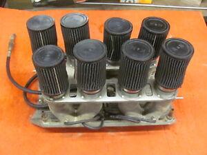 Vintage Hilborn Injection Unit Big Block Chevy NO PUMP 396 427 Race