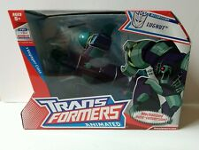 Transformers Animated LUGNUT Voyager Class Hasbro new sealed