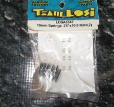 TEAM LOSI SEDAN 10 mm  SPRINGS RC 5347