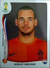 2014 Panini World Cup Stickers Soccer Wesley Sneijder #139 BUY 1 GET 2 FREE