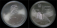 Canada 5 dollar 1976- Montreal olympics- olympic village