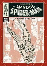Marvel Comics GIL KANE AMAZING SPIDERMAN ARTIST EDITION IDW HARDCOVER Sealed New