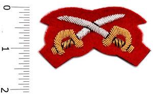 Physical Training Instructor's, Mess Dress, Badge Wire Bullion, LI-EMB-0102
