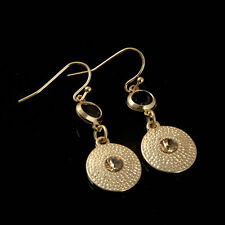 Women's Gold Plated Brand  Chandelier Hook Earrings E0820