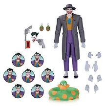 Dc Direct Batman Animated Joker Expressions Pack Action Figure