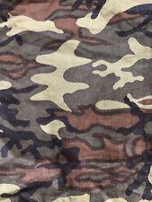 Royal Thai Army HBT Jungle Jacket ERDL Camouflage