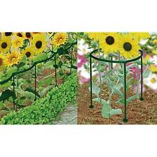 Zenport Ga700 Plant Supports Protect Plants from Wind Rain