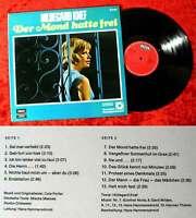 LP Hildegard Knef: Der Mond hatte frei (Deutscher Schallplattenclub H 248) D
