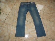 H4014 Diesel VIKER Jeans W32 Dunkelblau  Gut