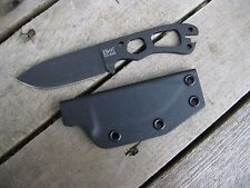 Valhalla Custom Kydex Sheath Ka-Bar Kabar Becker BK 11  Kydex  BLACK SHEATH ONLY
