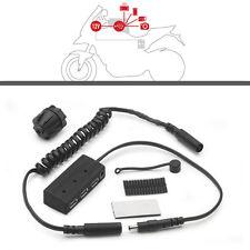 GIVI S111 LEISTUNG HUB SPLITTER WASSERDICHT 3 T��œREN USB TASCHEN TANK MOTORRAD