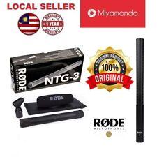 Rode NTG3 Precision RF-Biased Shotgun Microphone