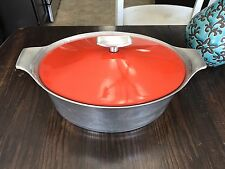 GRISWOLD Symbol by PETER MULLER-MUNK Mid Century Cast Aluminum Roaster #99 RARE