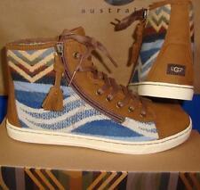 UGG Australia BLANEY PENDLETON Sneakers Size US 5 NIB #1010223 Limited Edition
