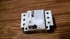 SIEMENS N° 1  MAGNETOTERMICO 3VU1300-1MF00 0,6-1A