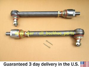 JCB BACKHOE - TRACK ROD ASSY. FOR PROJECT 12 AND 21,  2 PCS. (PART # 126/02253)