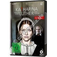 DVD: KATHARINA LUTHER - Die Frau von Martin Luther - Katharina von Bora *NEU*