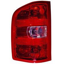 2007 2008 2009 2010 2011 2012 2013 Chev Silverado GMC Sierra Tail light Driver