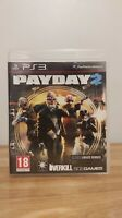 Payday 2 (Sony Playstation 3, PS3, 2013)