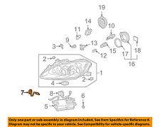 HONDA OEM 04-09 S2000 Headlight Head Light Lamp-Harness 33147S2AA11