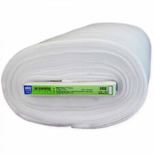 Pellon Polyester 45' 988F Sew In Fleece Fusible Packaged Stabilizer 10 Yds
