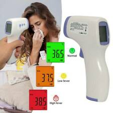 Digital LCD Infrared Forehead Thermometer Non-contact Baby Adult Temperature Gun