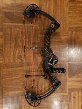 RH MATHEWS MONSTER CHILL COMPOUND BOW 60-70# WITH EXTRAS