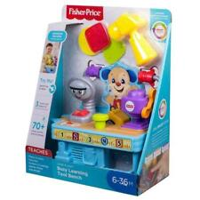 Fisher- Laugh and Learn Busy Learning Tool Bench GFP11