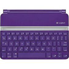 Logitech Ultrathin iPad Mini Bluetooth Keyboard Cover PURPLE (IL/RT5-920-005502-