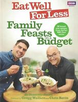 Eat Well For Less - Family Feasts On A Budget by Jo Scarratt-Jones NEW