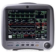 GE Dash 4000 Patient Monitor - with Printer, Nellcor SPO2, Temperature, NIBP