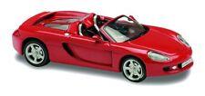 SOLIDO AUTO 1:43 PORSCHE CARRERA GT 2001   ROSSA    15108