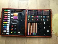 Masters Touch Mixed Artist Set in Wooden Case