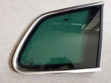 VW TOUAREG FACELIFT 2011 DRIVERS SIDE REAR 1/4 HEATED GLASS - 7P6845298