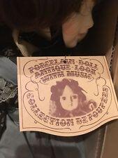 CLAUDIE et CLAUDE DOLL COLLECTION DE POUPEES BY SANKYO JAPAN MUSICAL DOLL
