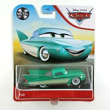Disney Pixar Cars FLO Metal 2021 NEW