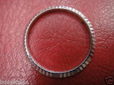 Bezel Ring for Rolex(6917)Date lady Oyster Datejust s/steel silver Color 25mm