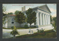 1910s ARLINGTON MANSION WASHINGTON DC POSTCARD