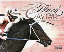 2013 Black Caviar! The Wonder From Down Under - Post Office Pack With Sheetlets