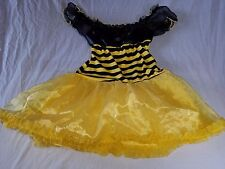 Vintage Women's Bumblebee Costume by Dreamgirl Size Medium