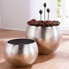 deko-blumentöpfe & -vasen aus chrom fürs wohnzimmer | ebay - Deko Wohnzimmer Vasen