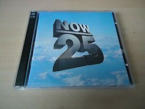 Now That's What I Call Music 25 DOUBLE CD ORIGINAL - FAST FREE UK P&P